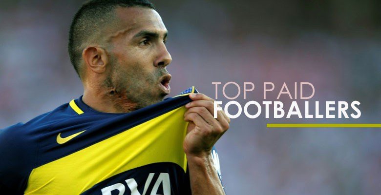 10 Highest Paid Soccer Players Right Now