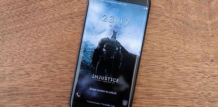 New edition Batman Samsung Galaxy S7 Edge
