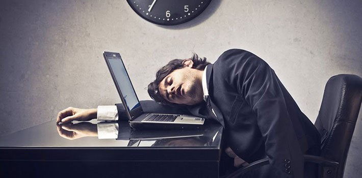 We Must Be Allowed To Sleep At Work!