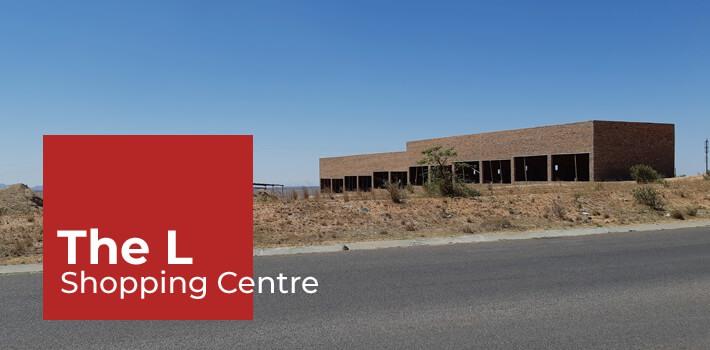The L Shopping Centre - Mashashane Mall