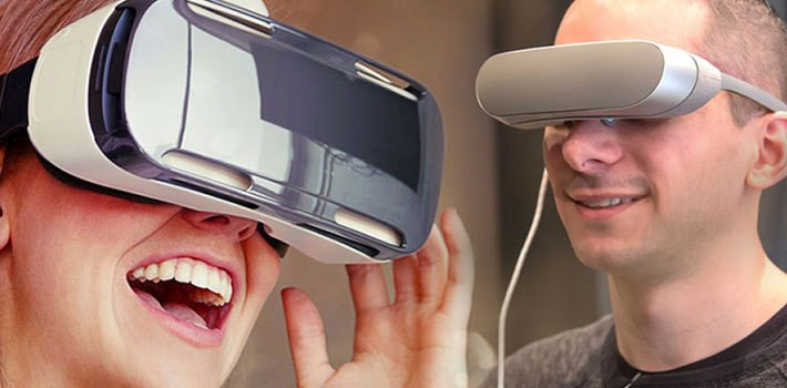 Samsung Gear VS LG 360 Virtual Reality